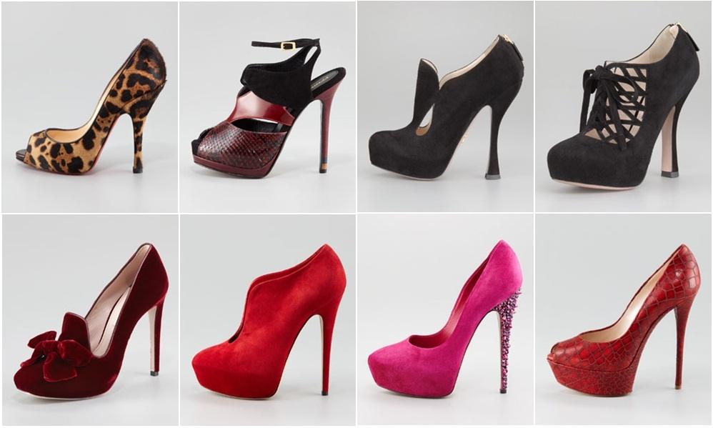 Модные женские туфли